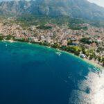 Makarska Dalmatië Kroatië