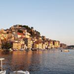 Šibenik. Kroatië